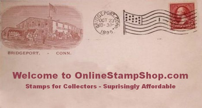 Welcome to OnlineStampShop
