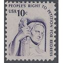 #1592 10c Contemplation of Justice 1977 Mint NH