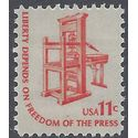 #1593 11c Early American Printing Press 1975 Mint NH