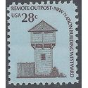#1604 28c Americana Issue Fort Nisqually Washington 1978 MInt NH