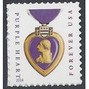 #5035 (49c Forever) Purple Heart 2015 Mint NH