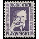 #1294 $1.00 Prominent Americans Eugene O'Neill 1967 Used