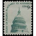 #1591 9c Americana Issue Capitol Dome 1975 Mint NH