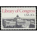 #2004 20c Library of Congress 1982 Mint NH