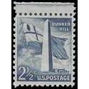 #1034 2.5c Liberty Issue Bunker Hill Monument 1959 Mint NH