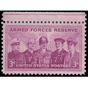 #1067 3c United States Armed Forces Reserves 1955 Mint NH