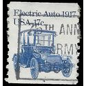 #1906 17c Electric Auto 1917 PNC Single #4 1981 Used
