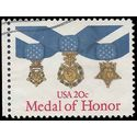 #2045 20c Medal of Honor 1983 Used