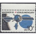 #1557 10c Mariner 10 Spacecraft 1975 Mint NH