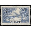 French Guinea 1938 #129 Mint H
