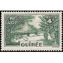 French Guinea 1938 #130 Mint