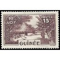 French Guinea 1938 #133 Mint H