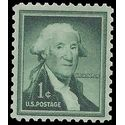#1031b 1c George Washington 1954 Mint NH