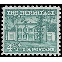 #1037 4 1/2c The Hermitage 1959 Mint NH