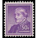#1051 50c Liberty Issue Susan B. Anthony 1958 Mint NH