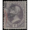 # 151 12c Henry Clay 1870 Used