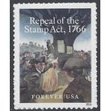 #5064 (47c Forever) Repeal of the Stamp Act 1766 2016 Mint NH