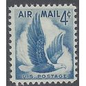 Scott C 48 4c US Air Mail Eagle in Flight 1954 Mint NH
