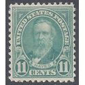 # 563 11c Rutherford B. Hayes 1922 Mint LH