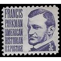 #1281 3c Prominent Americans Francis Parkman 1967 Used