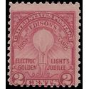 # 655 2c Electric Light's Golden Jubilee 1929 Mint NH